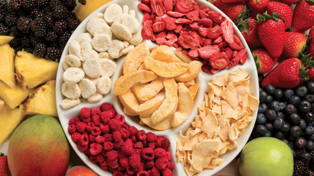 Food Preservation How To Freeze Dry Your Food In Your Home Dehydrated Food Freeze Drying Food Freeze Dried Fruit