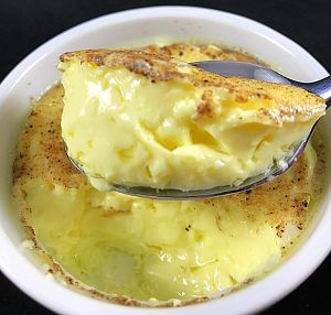 Classic Egg Custard - In the Instant Pot! - Kind of Domestic