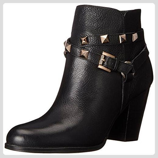 GUESS Frauen FRAN Stiefel Schwarz Groesse 10 US    41.5 EU Stiefel ... 32610a