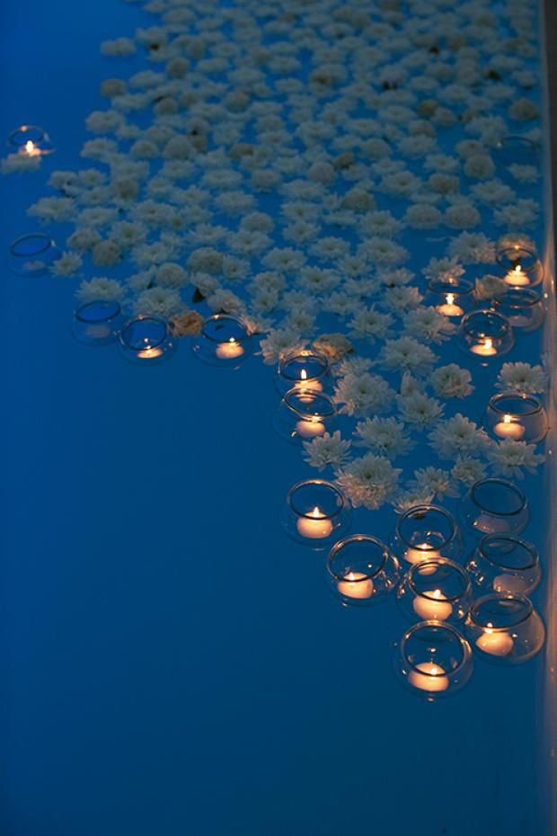 Greek Island Romantic DIY Wedding #decorationevent