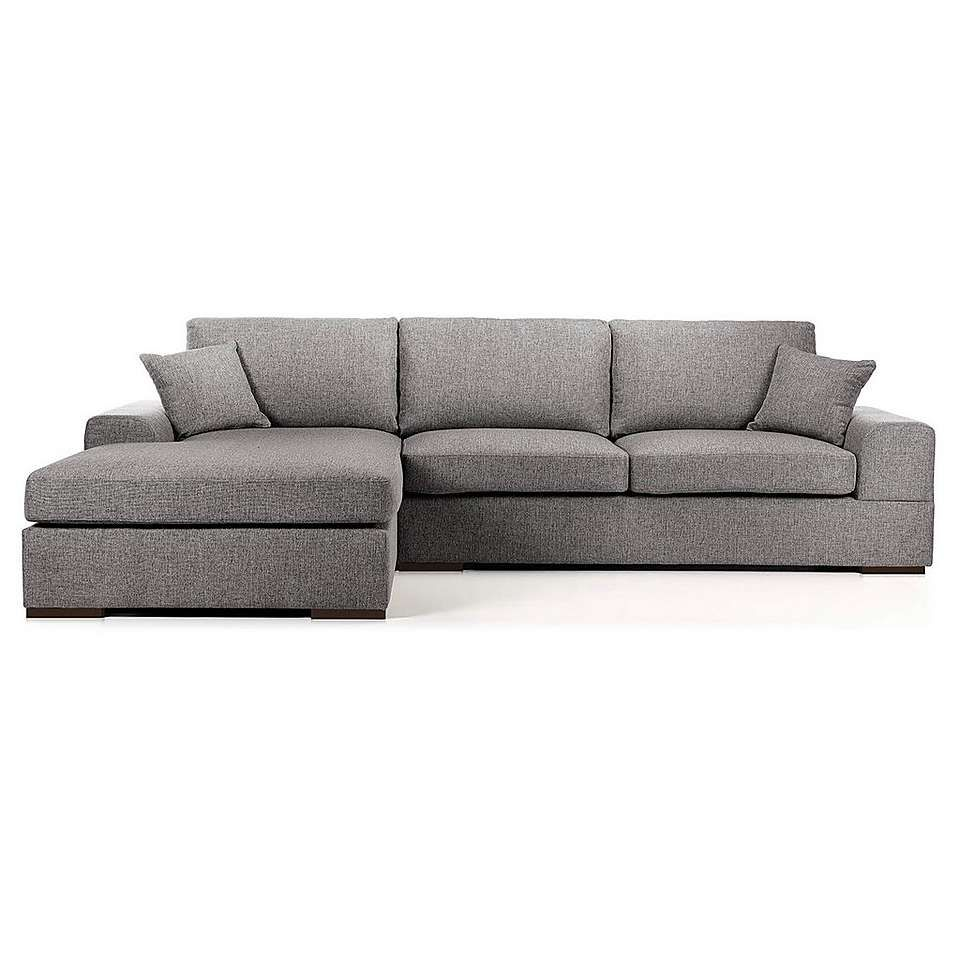 Vedori Left Hand Corner Chaise Sofa