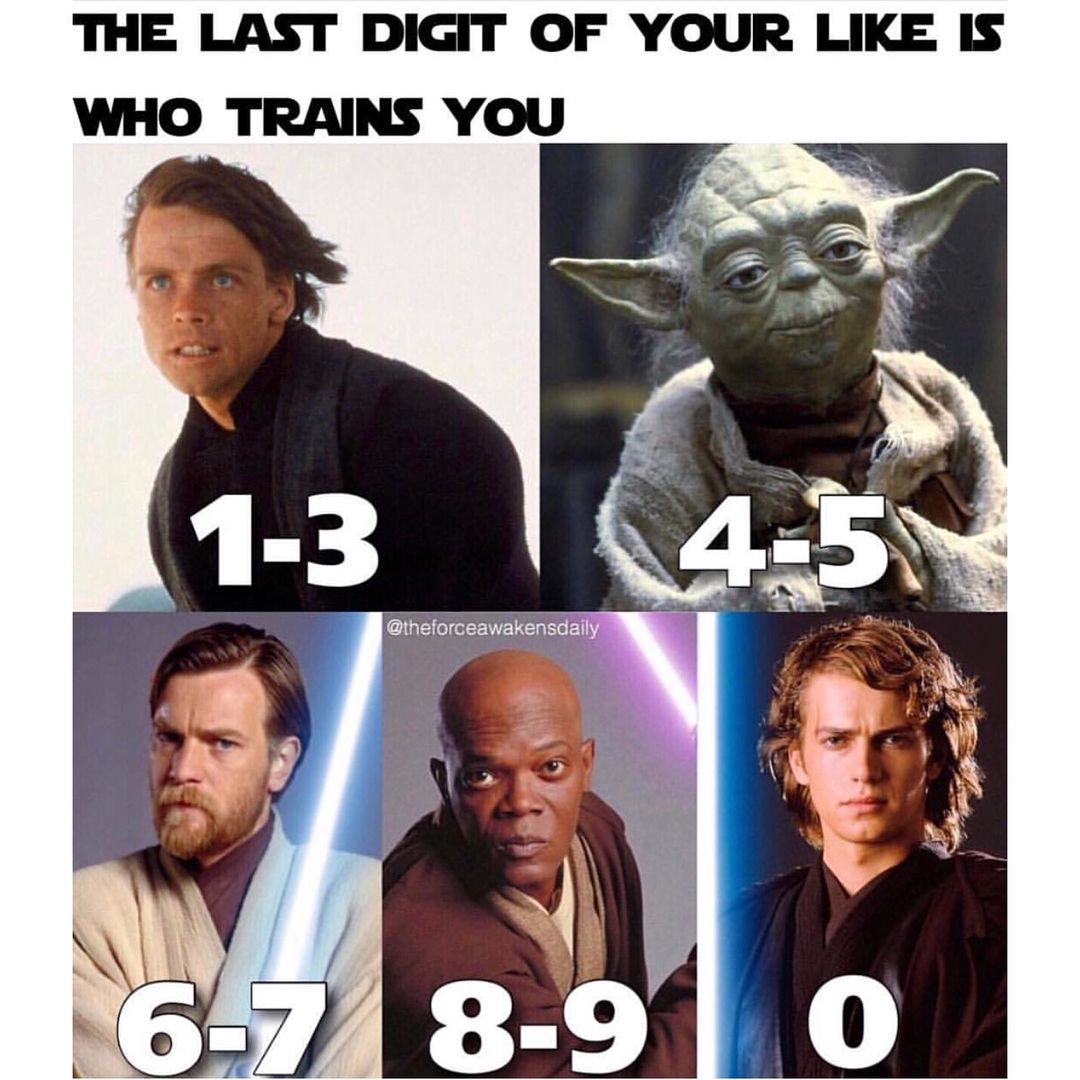 Star Wars Memes Your Daily Dose Of Funny And Interesting Star Wars Memes Subscribe Https Www Pinterest Star Wars Humor Star Wars Memes Funny Star Wars Memes