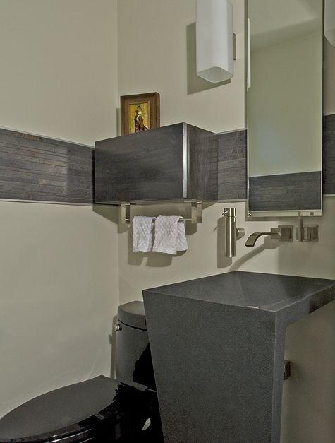 angle stone sinks honebl products black pedestal sink granite veneto forest honed