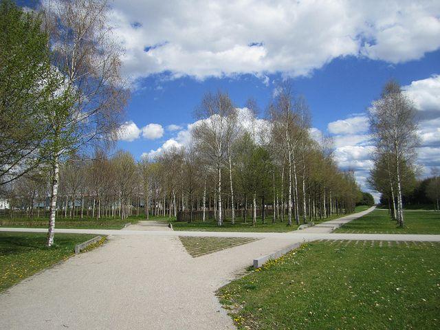 Riem Park Landscape Design Landscape Design Landscape Landscape Architecture