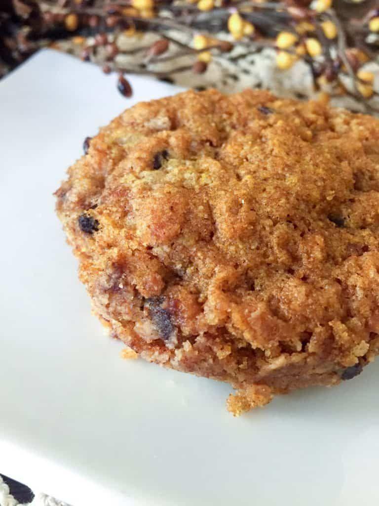 Pumpkin Chocolate Chip Muffin in a Mug {THM-S, Low Carb ...