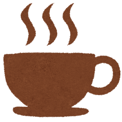 カフェ コーヒーのマークのイラスト かわいいフリー素材集 いらすとや コーヒー カフェ コーヒー ハロウィン ライン