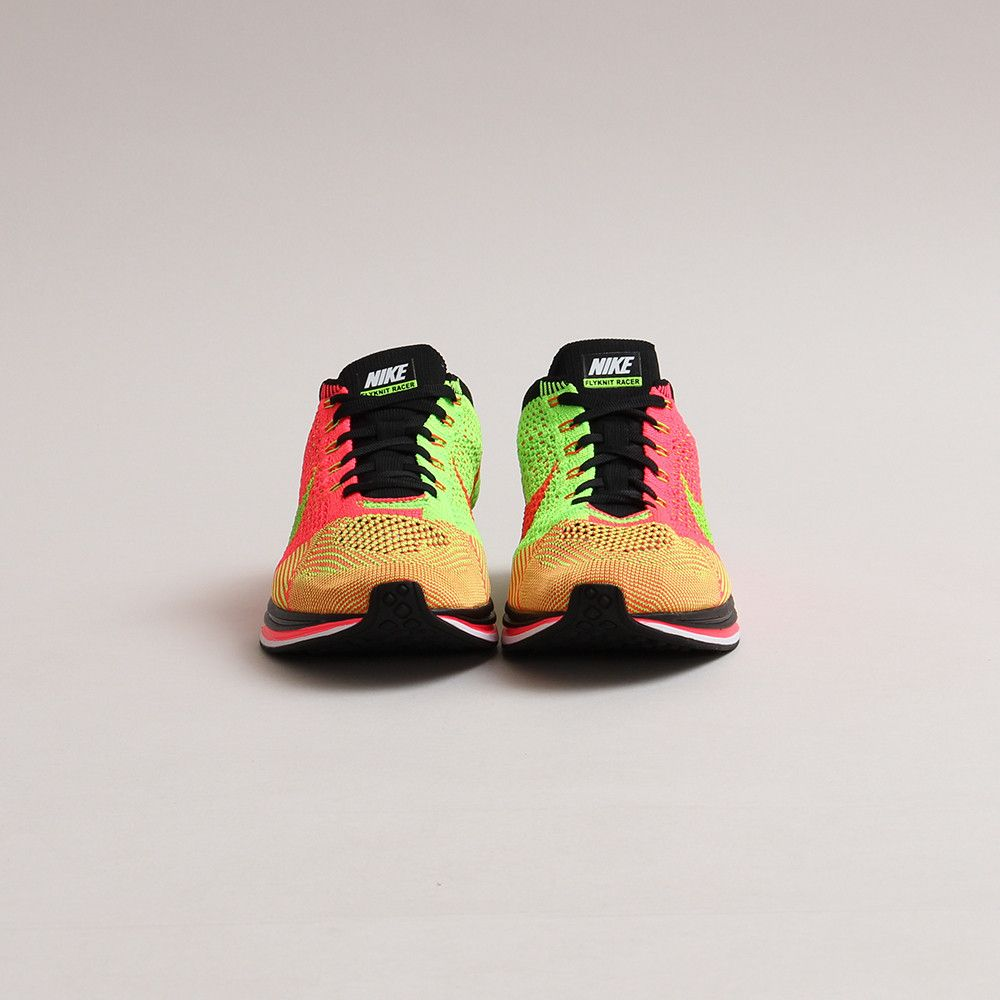 2a1108770e3d ... new zealand cncpts nike flyknit racer hyper punch electric green 4aef0  95199 ...