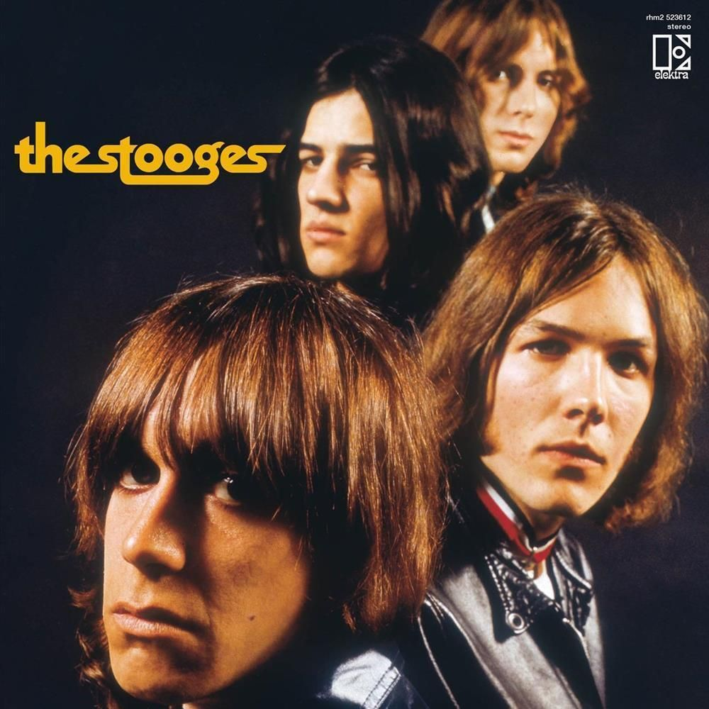 Iggy Pop Album Covers Complete the stooges self titled debut album 180g iggy pop rhino records