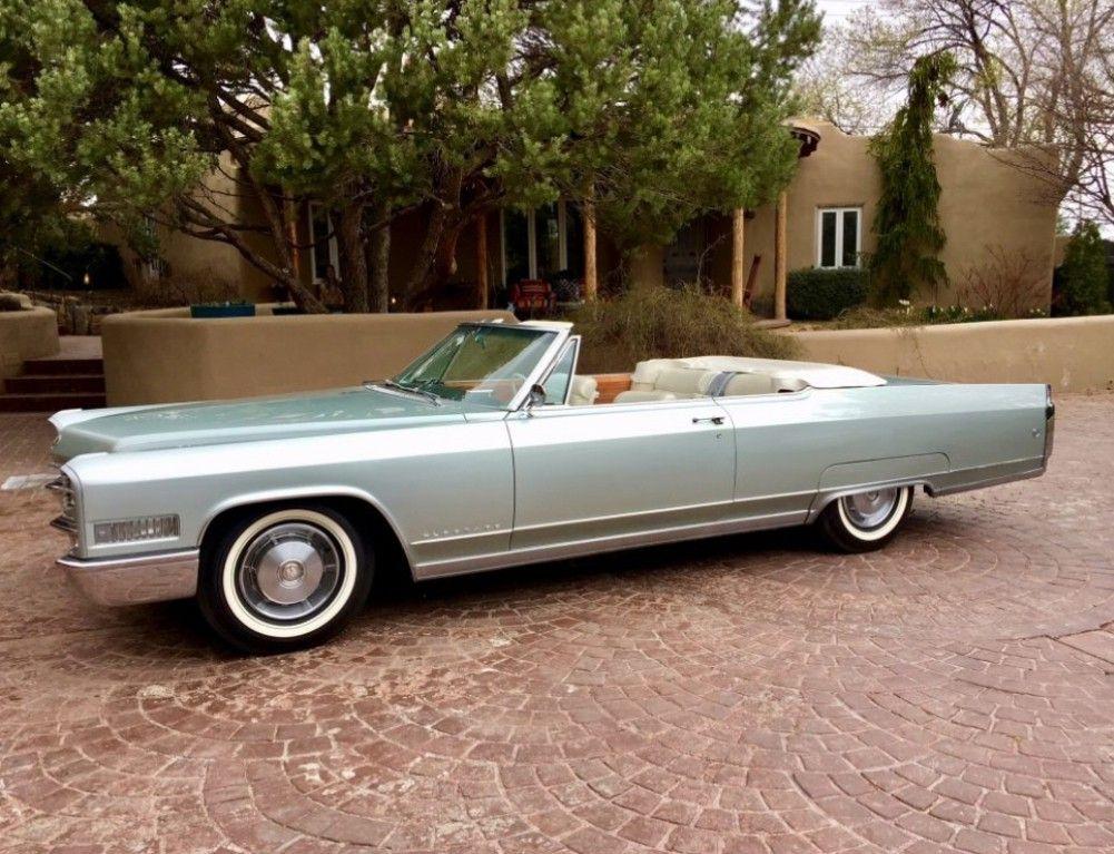 1966 Cadillac Eldorado convertible | Cadillac | Cadillac