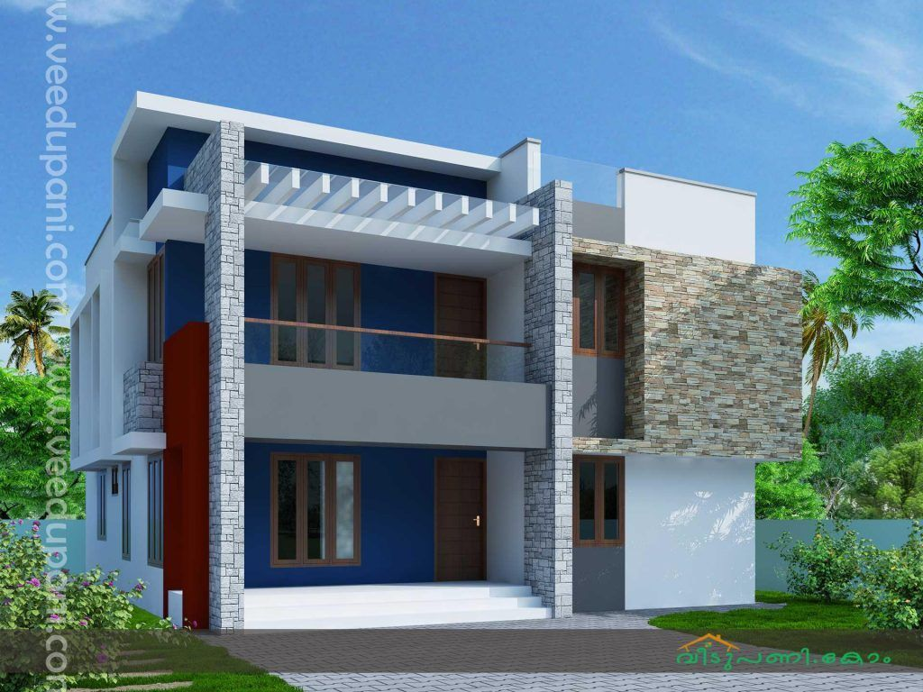 Image Result For Low Cost House Designs With Price Kerala House Design Simple House Design Modern House Plans