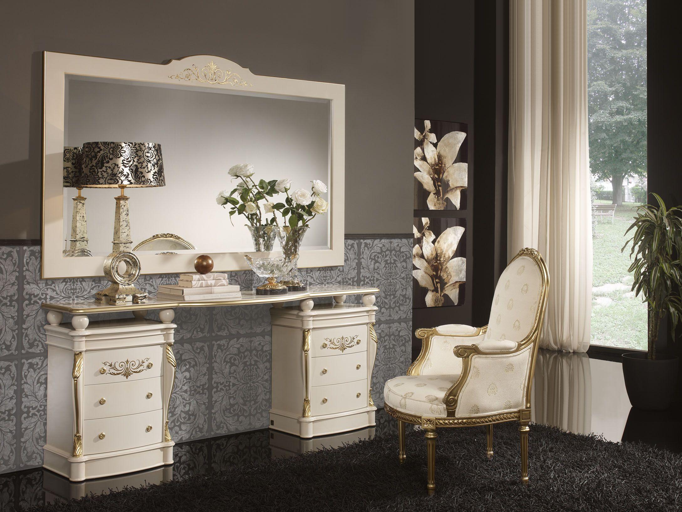 Muebles de gama alta estilo colonial y barroco - Dormitorio estilo colonial ...