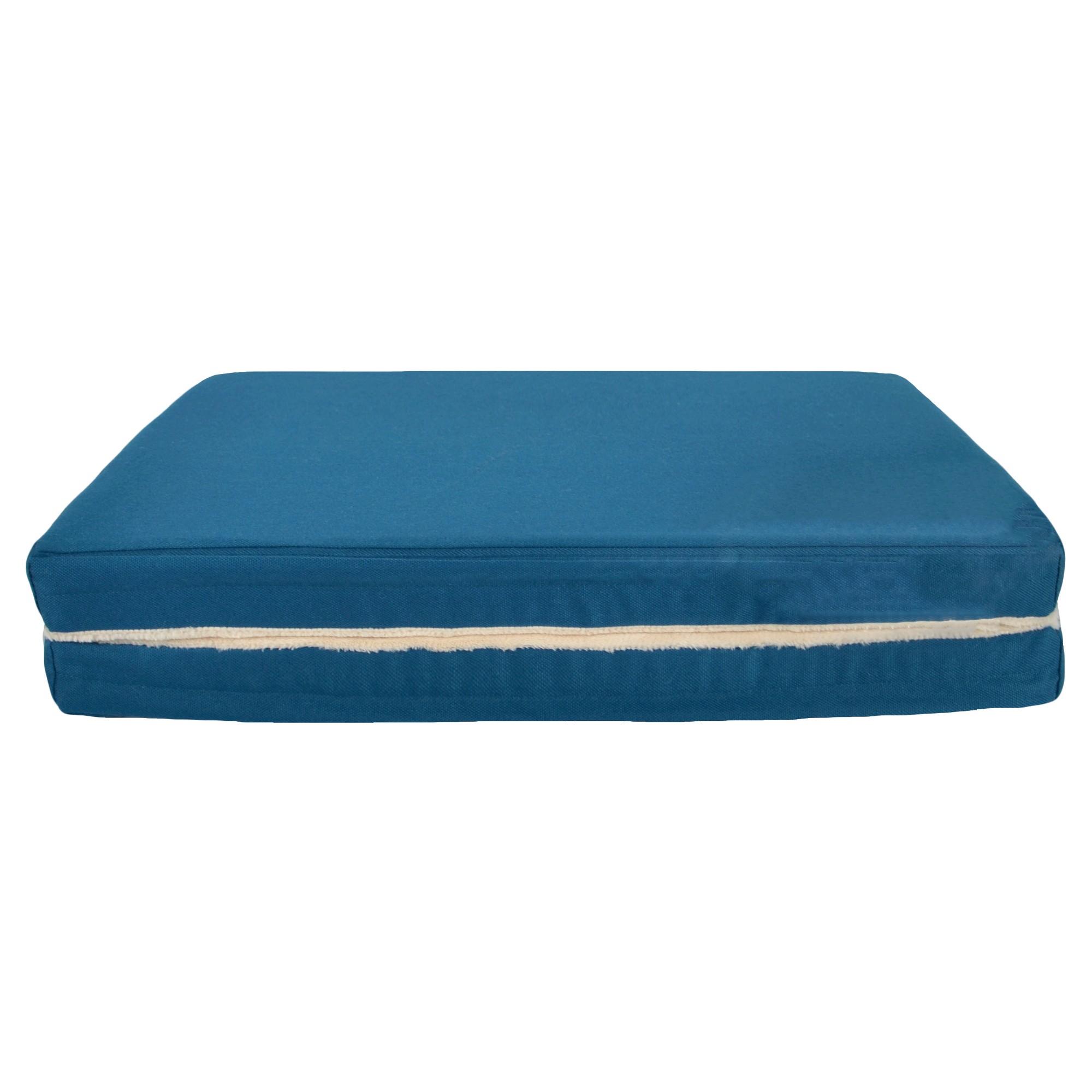 heavy duty dog crate mat m blue boots barkley heavy duty