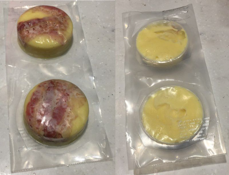 Low Carb Gluten Free Bacon And Gruyere Sous Vide Egg Bites