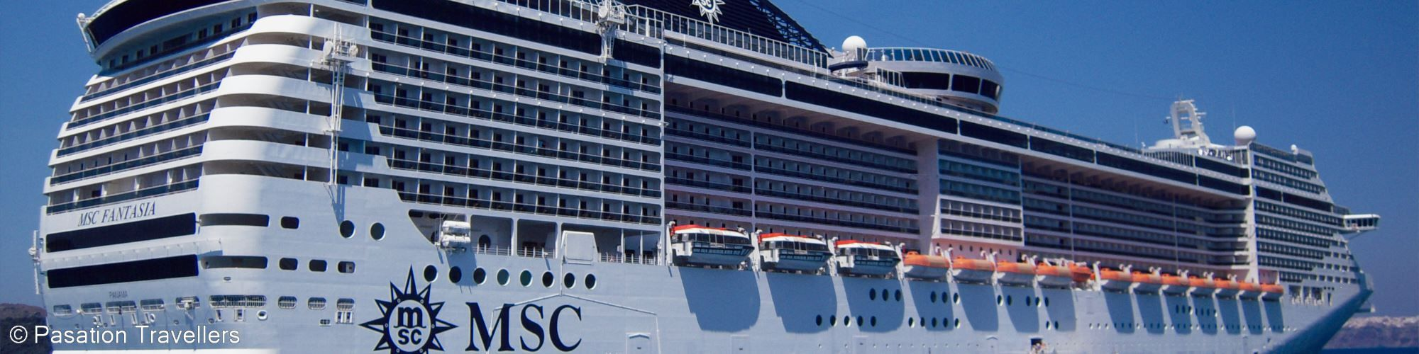 MSC Fantasia is truly a Fantastic Cruise