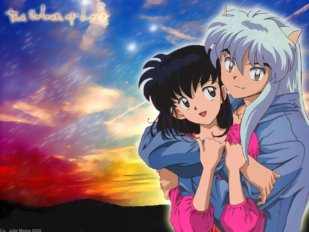 Pin By Mercedes Cote On Inuyasha Anime Backgrounds Wallpapers Anime Wallpaper Iphone Kagome And Inuyasha