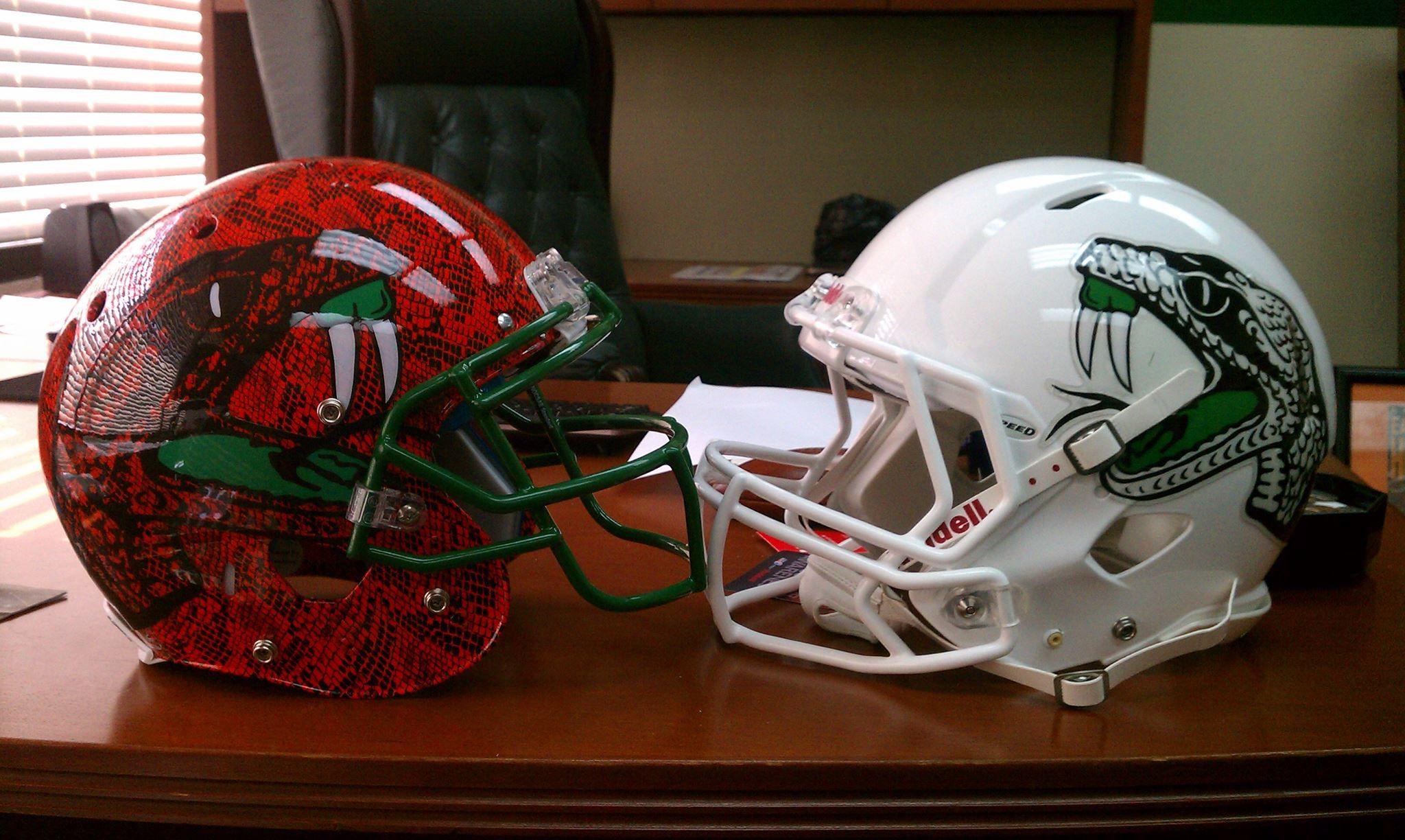 Florida am helmets 2014 collegefootball football