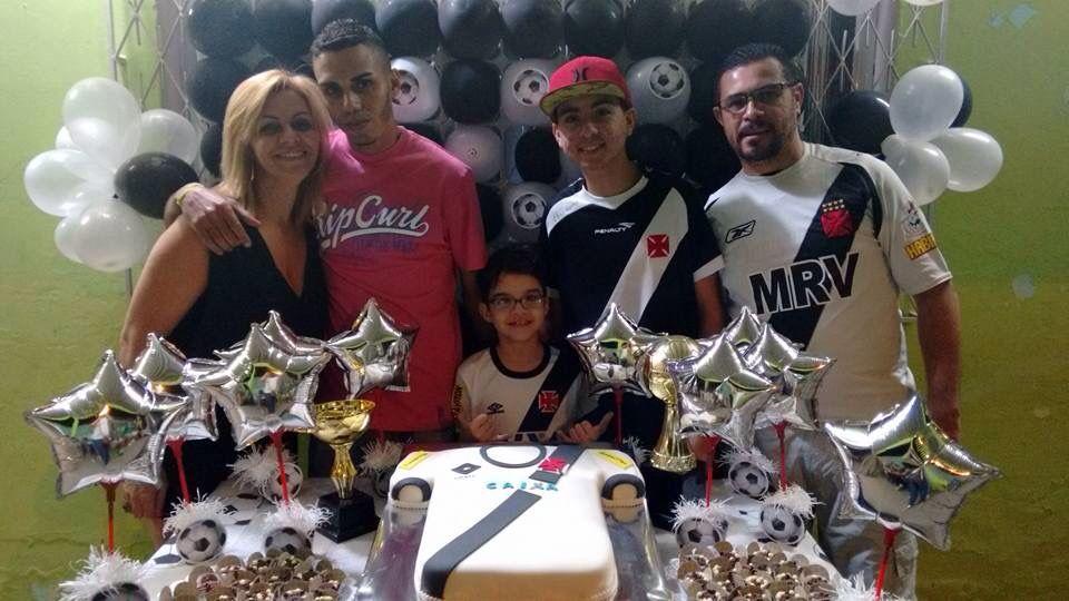 Meu irmão Adinalton e família: amoooo!!!!