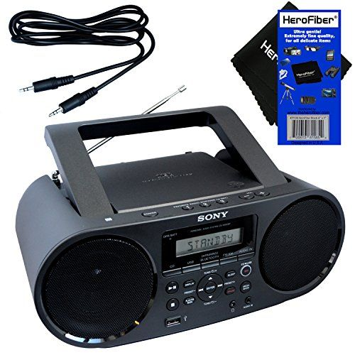 sony bluetooth nfc near field communications mp3 cdcdrrw portable mega bass stereo boombox with. Black Bedroom Furniture Sets. Home Design Ideas