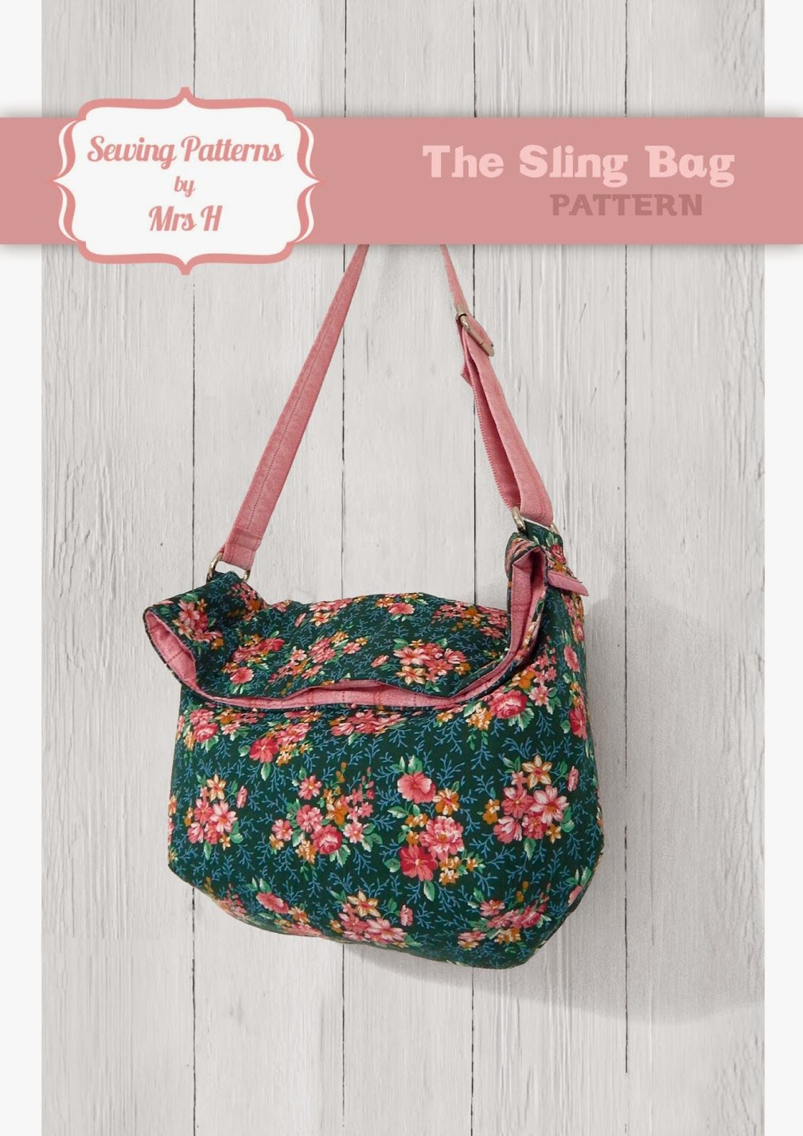 Free Bag Pattern! Rock on! | Sewing-Misc | Pinterest | Bolsos ...