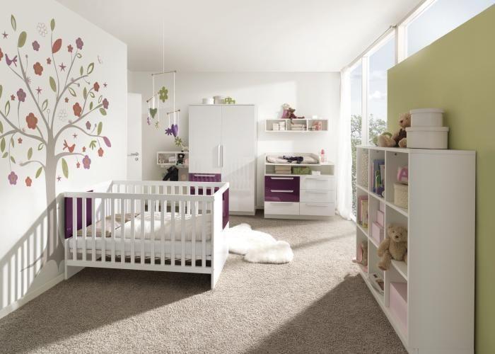 Trend MILLA Babyzimmer