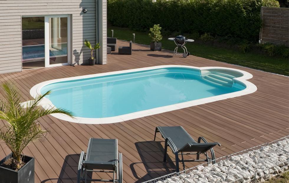 Piscine waterair barbara avec escalier paso piscines for Construction piscine waterair barbara