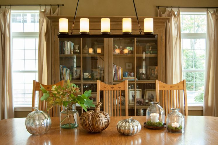 Explore Decorating Dining Rooms And More Sept Checklist Tips For Transitioning Indoors Fall