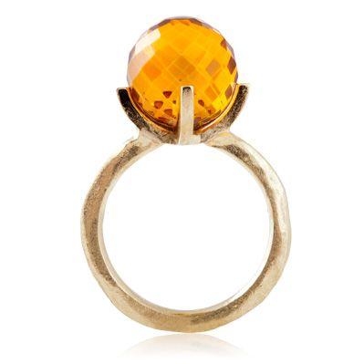 Beautiful amber color
