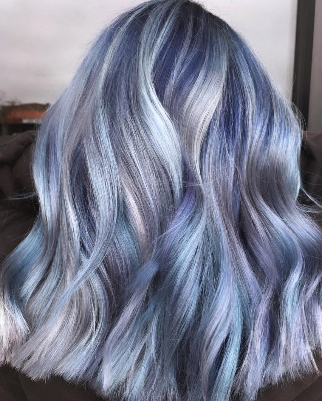 Dimensional Blue Blend By Katie Pa Ints Proformula A