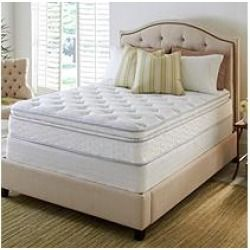 huge sale perfect sleeper hinsdale plush pillowtop mattress set cal king - Lowprofilekopfteil