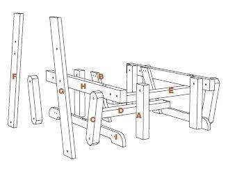 PDF Glider Porch Swing Plans Free Wooden Plans How To And DIY Guide .