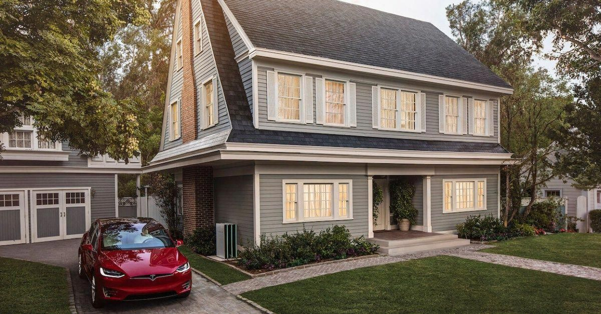 Finally The Wait Is Over Tesla Is Now Accepting Orders For Its Solar Roofing Shingles And We Now Know What T In 2020 Best Solar Panels Tesla Solar Roof Solar Panels