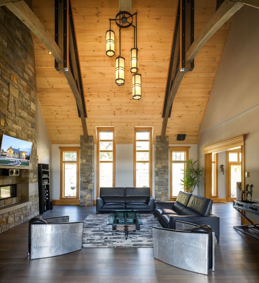 Mercer island luxury waterfront estate idesignarch interior design - Room