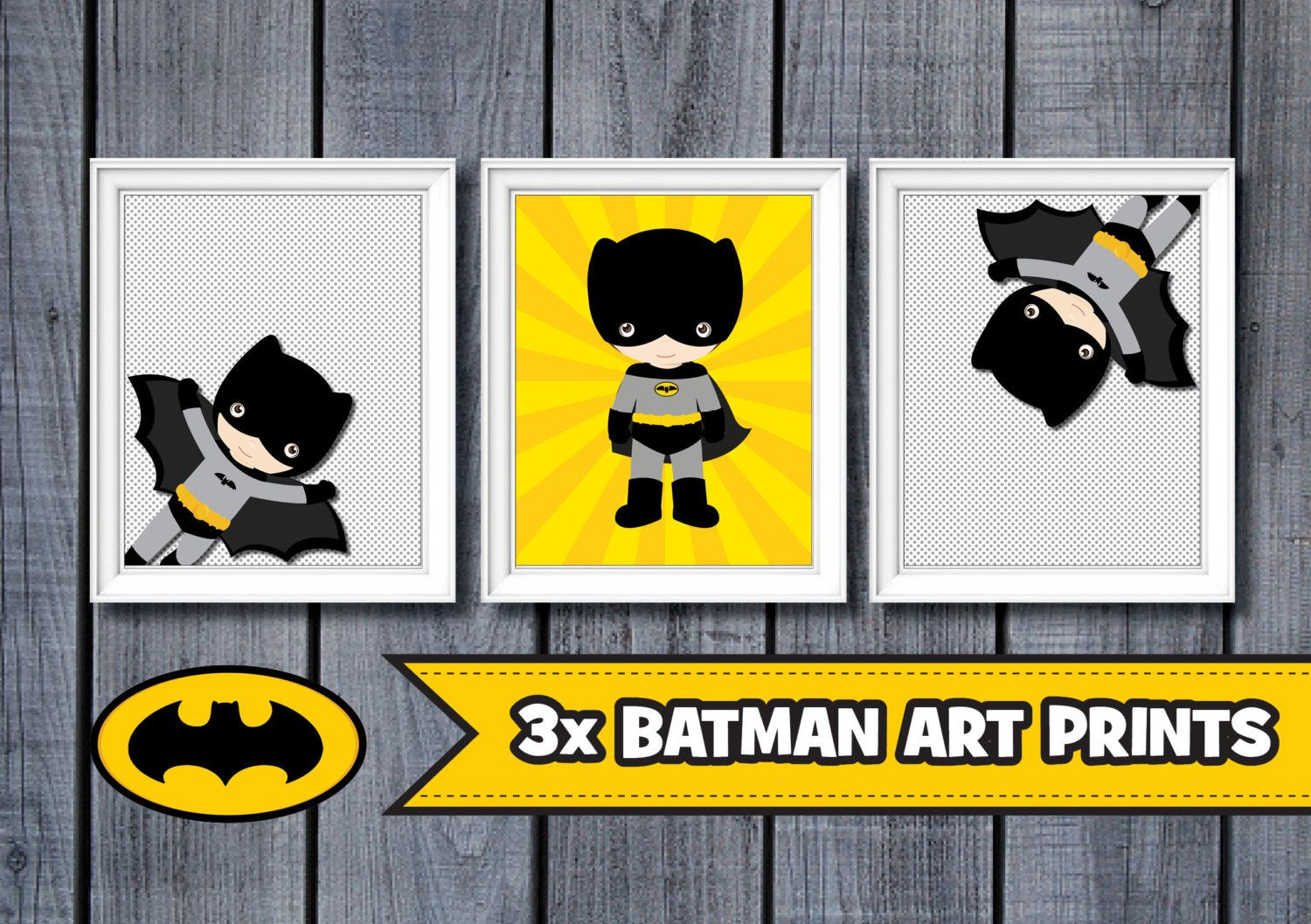 Amazing Superhero Wall Decorations Gallery - The Wall Art ...