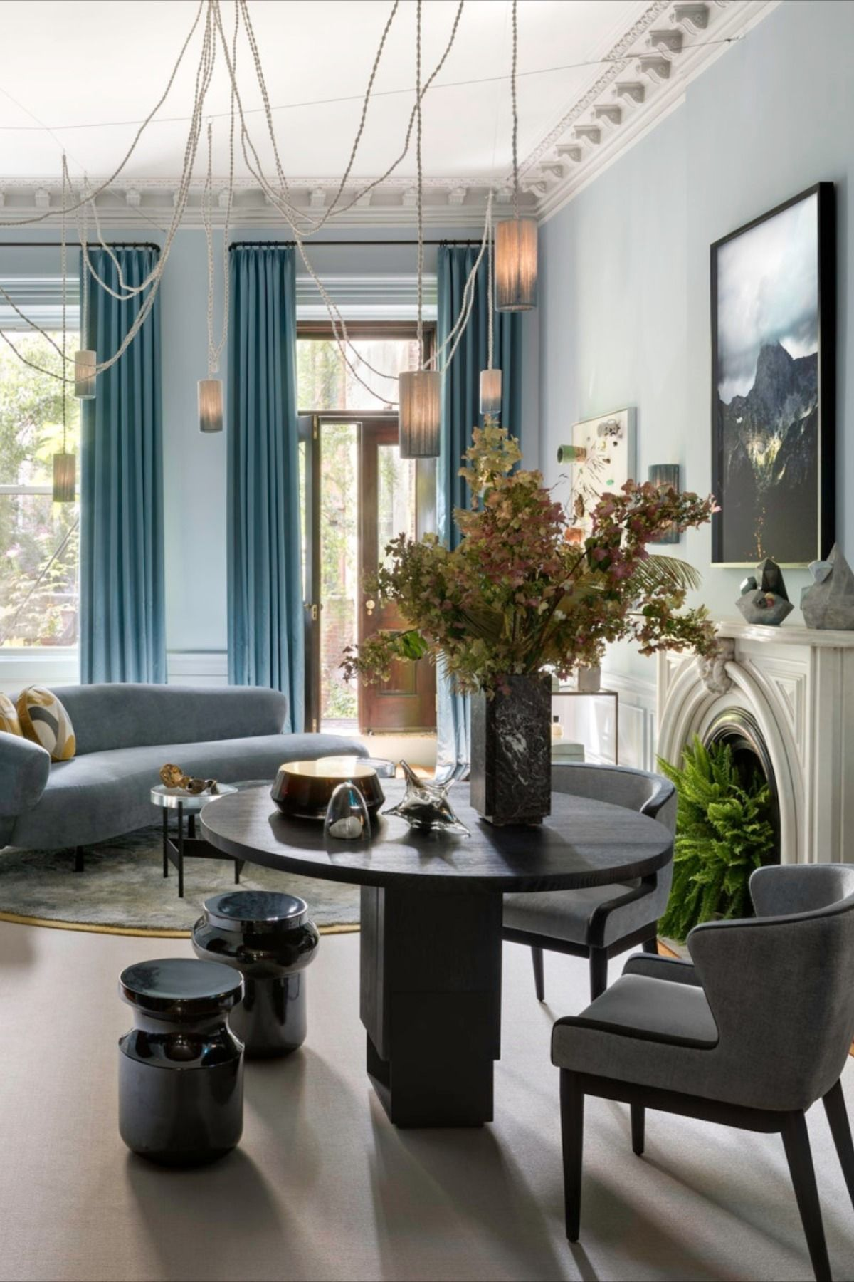 The Best Of Usa Top 20 Nyc Interior Designers Contemporary Interior Interior Interior Designers