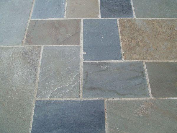 Bluestone Natural Cleft Full Color Blue Granite Patio Stones Bluestone