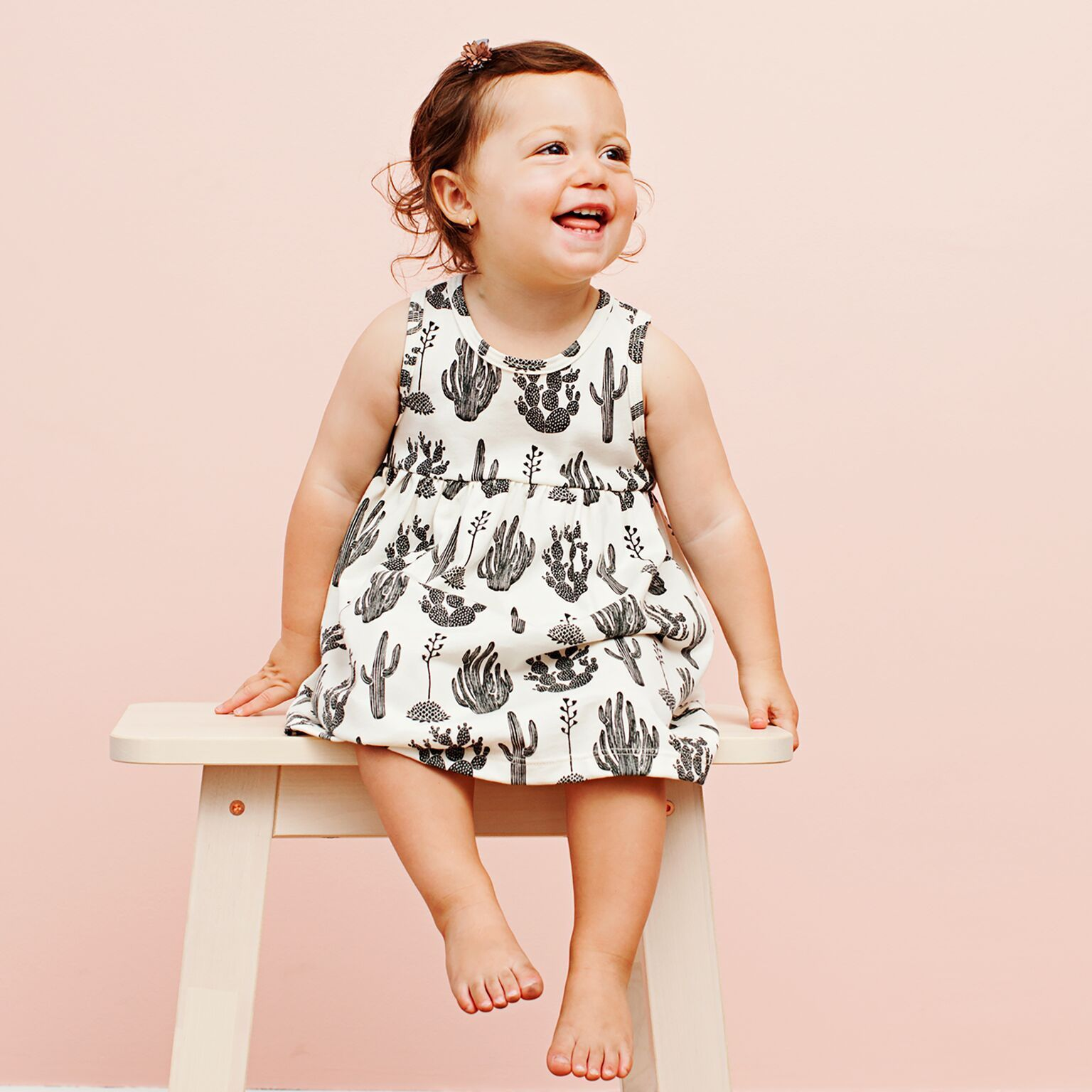 d997e7f5a Black Cactus Oslo Dress by Winter Water Factory