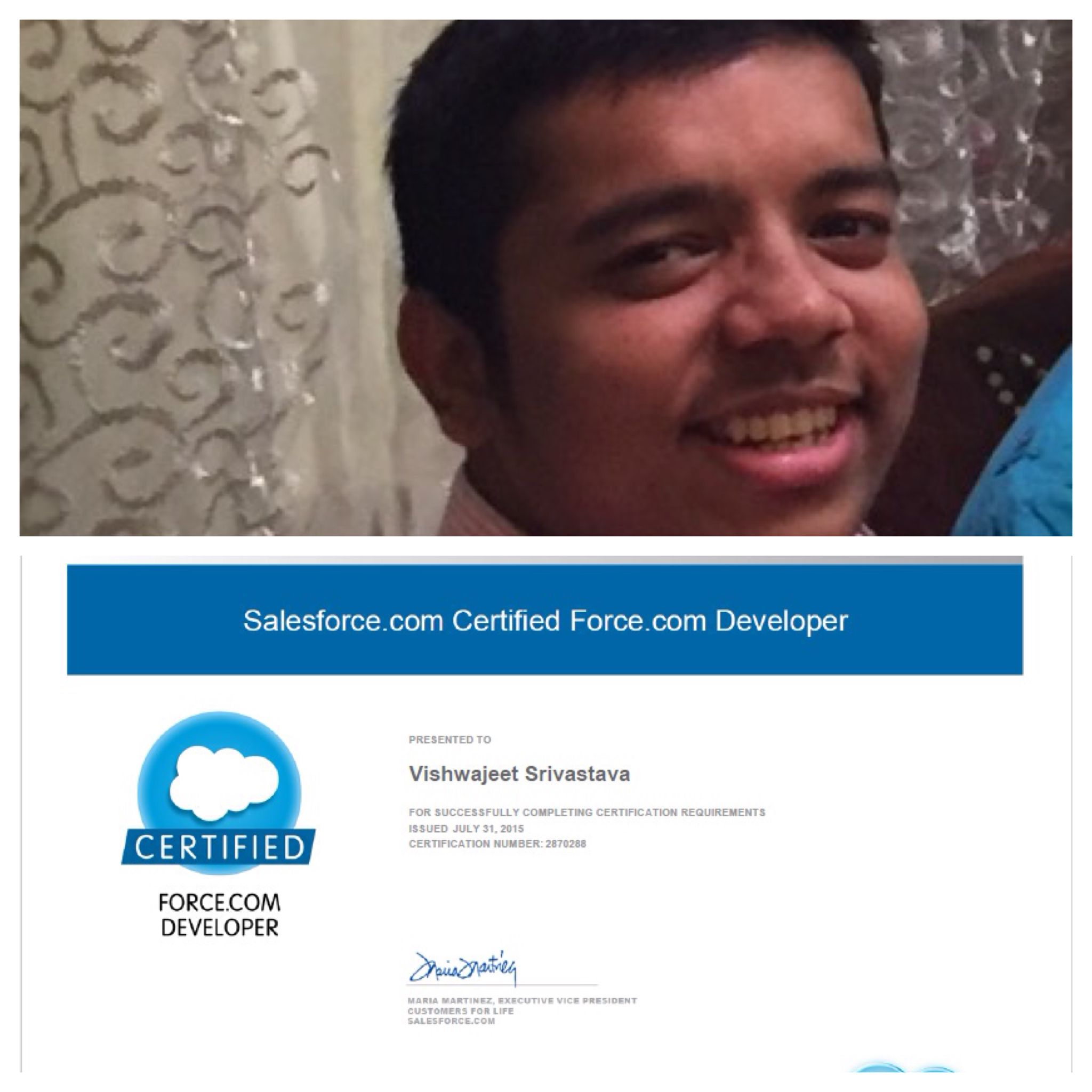 Salesforce Certified Force Professional From Bodacious It