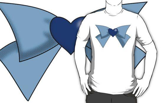 Super Sailor Mercury Bow by trekvix