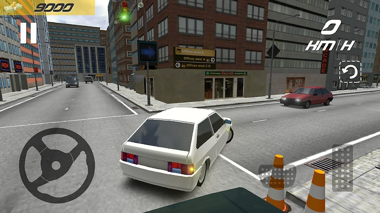 Russian Cars Russian Cars Simulator Russian Car For Free City Drivin Free City Car Games Car