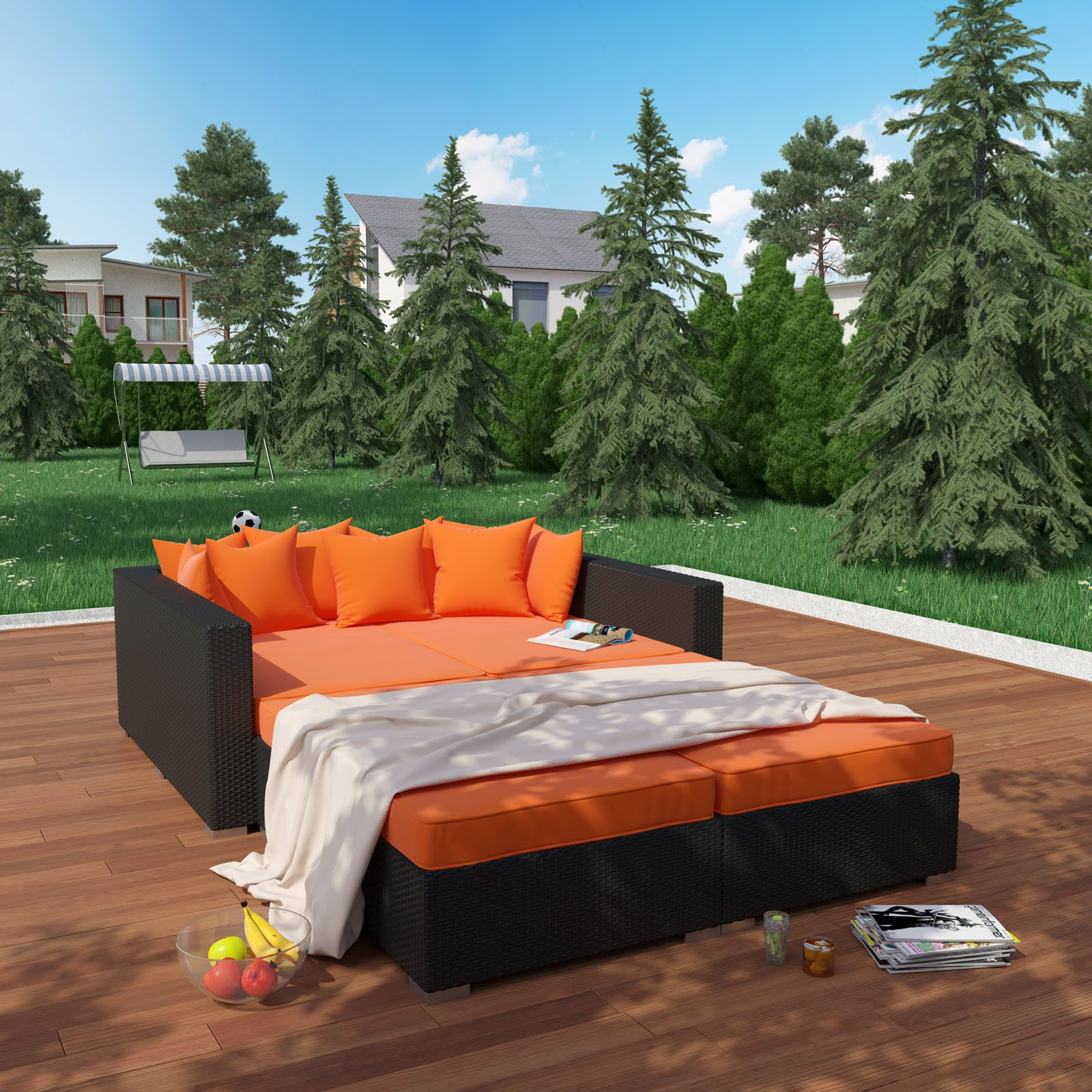 Who Is Ready For A Nap Sleep Outside On This Amazing