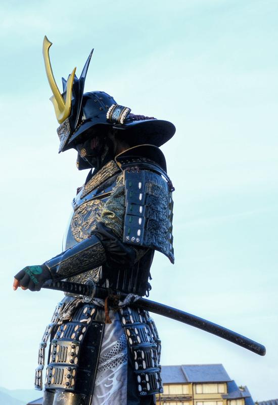 """johnnybravo20: """" Samurai (by Madras91) """""""