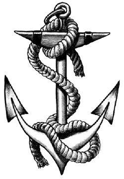 Tatouage ancre de bateau 1470100397286 tattoos - Dessiner une ancre marine ...