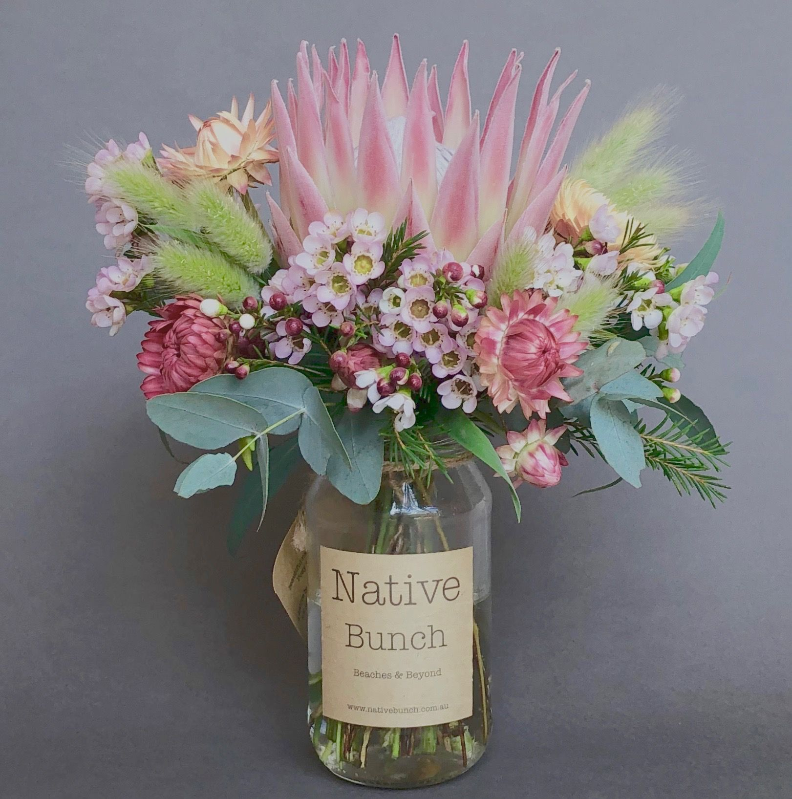 Native posy by Native Bunch Sydney This weeks posy king