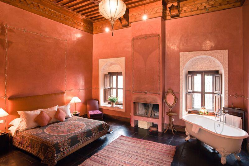 Riad El Fenn Hotel - Marrakesh, Morocco