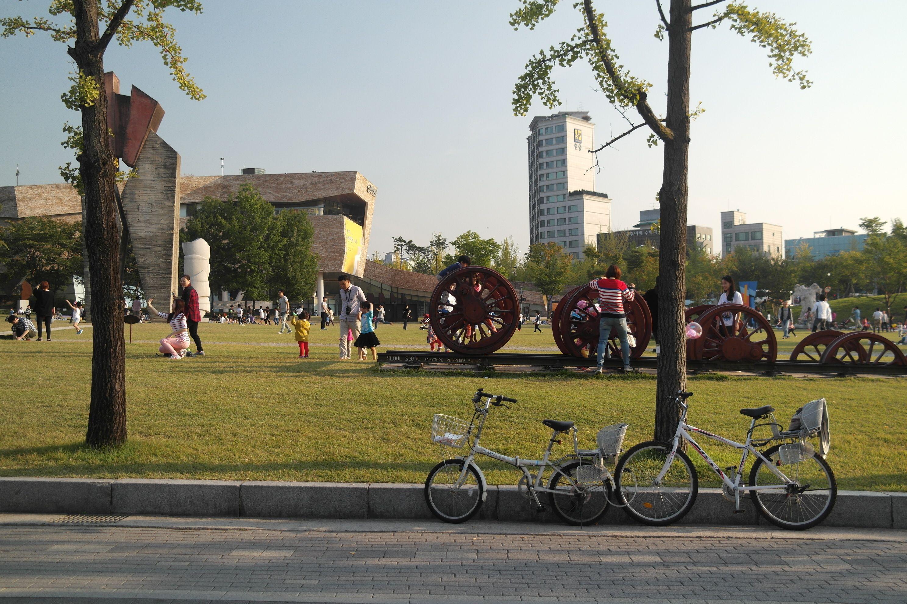 2014.10 Olympic Park, Seoul