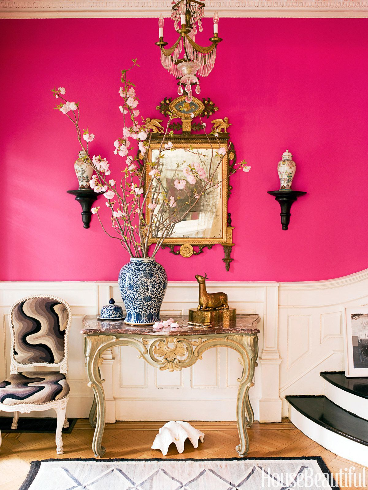 30+ Amazing Paint Color Ideas for Every Spot in Your House | Foyers ...
