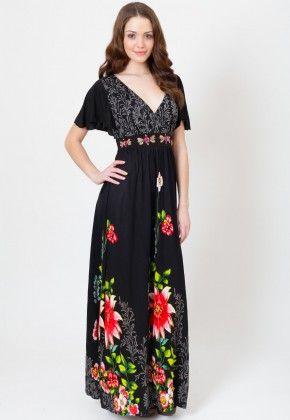 Uttam Boutique- Freya Maxi Dress