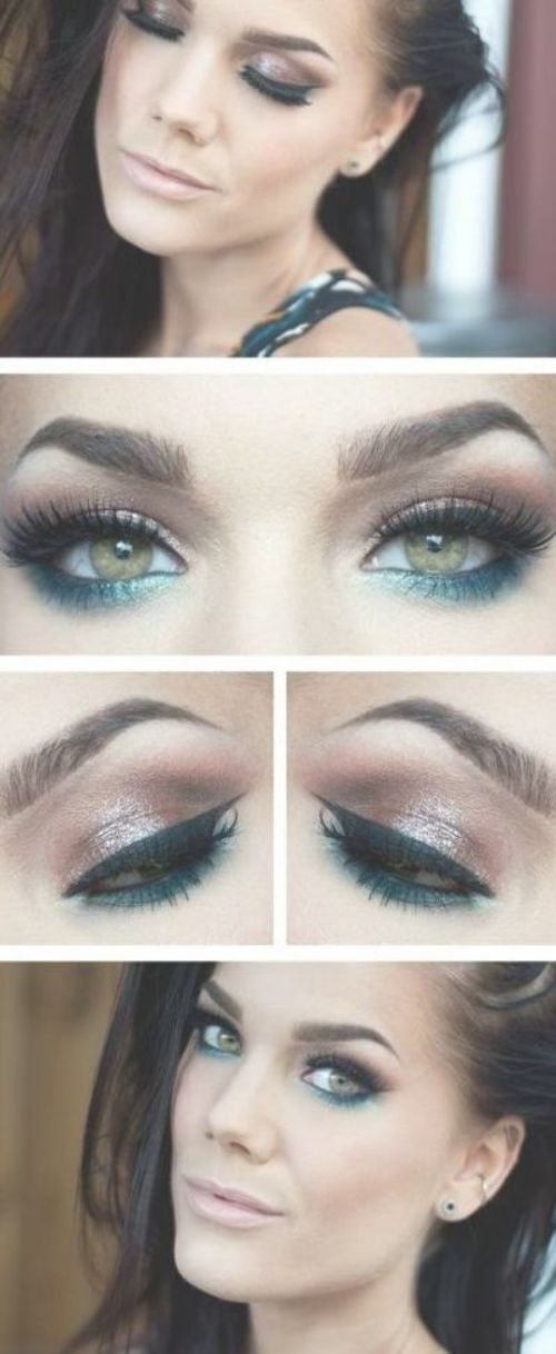 31 Ideen Make-up Tutorial Foundation Eyeliner Linda Hallberg  - Makeup -