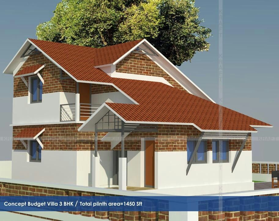 20 Lakhs Budget Traditional Home Design In Kerala Kerala House Design Traditional House House Design