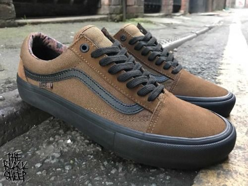 "Vans Old Skool Pro ""Dakota Roche"" 